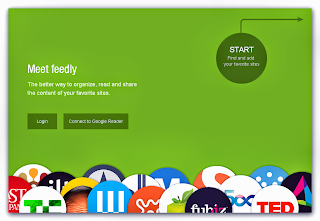 Feedly solution for Google Reader