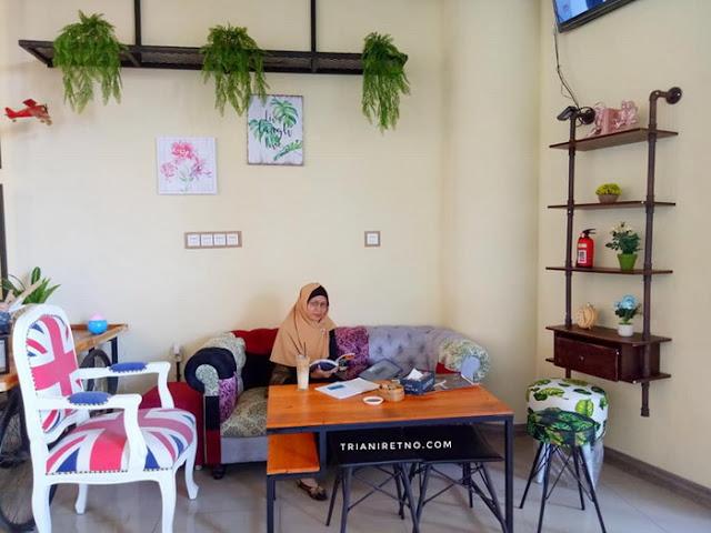 cafe baru di bandung timur