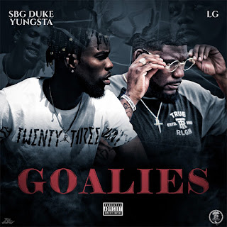 New Music Alert, Goalies, SBG Duke Yungsta, L.G., Prod by Al-Beam, Hip Hop Everything, Team Bigga Rankin, Promo Vatican, Cool Running DJs,