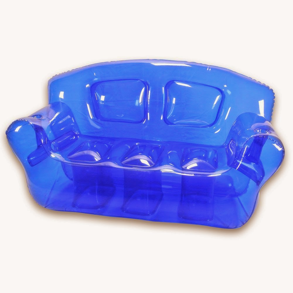 inflatable couch: coleman inflatable couch