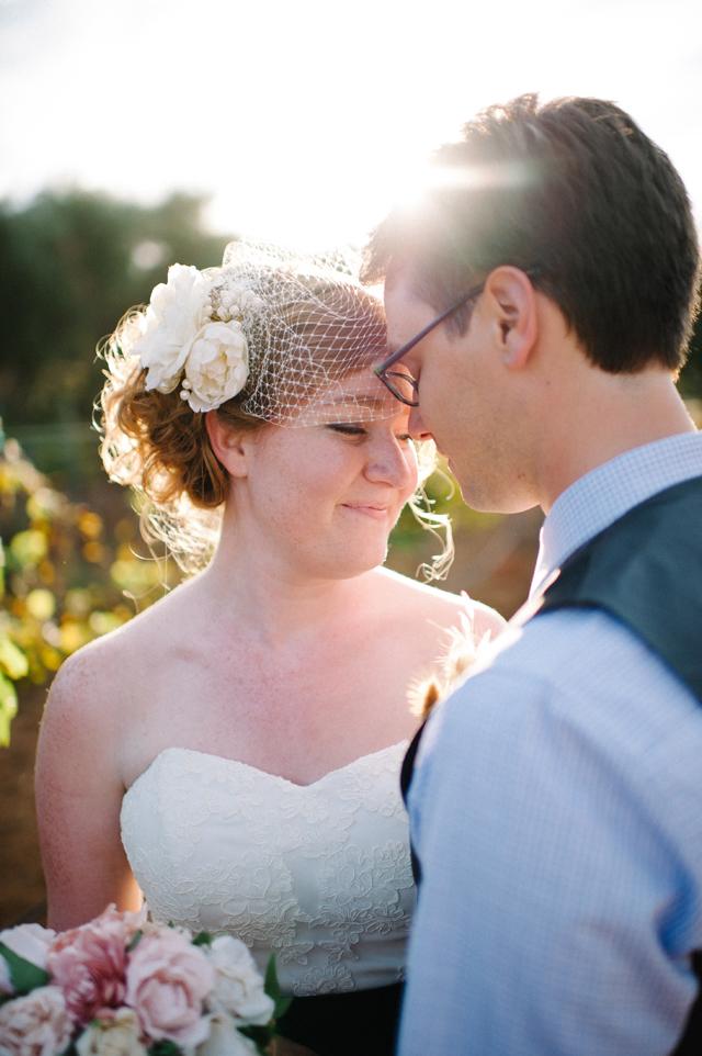 insideways: Tips For Making Your Wedding Hair Piece