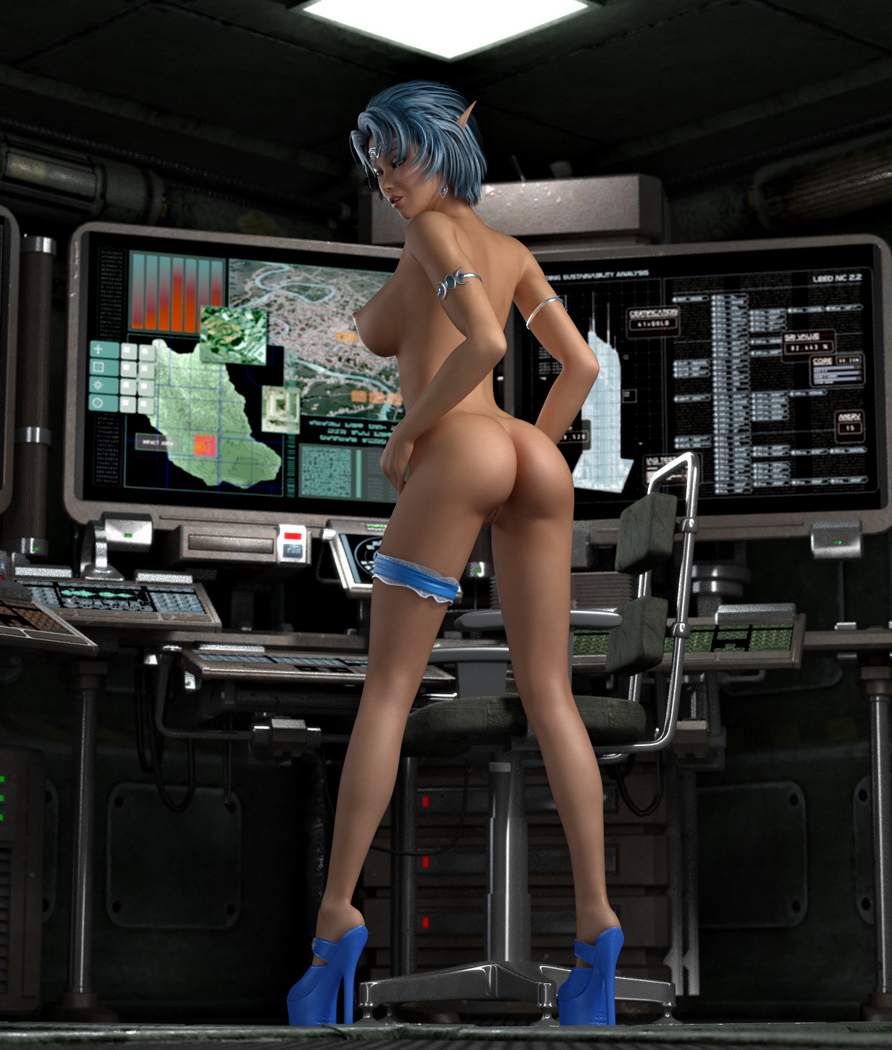 Scifi chicks showing pussy, boobs muslim girl