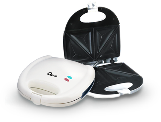 OX-835 | Sandwich Toaster Oxone (450W)