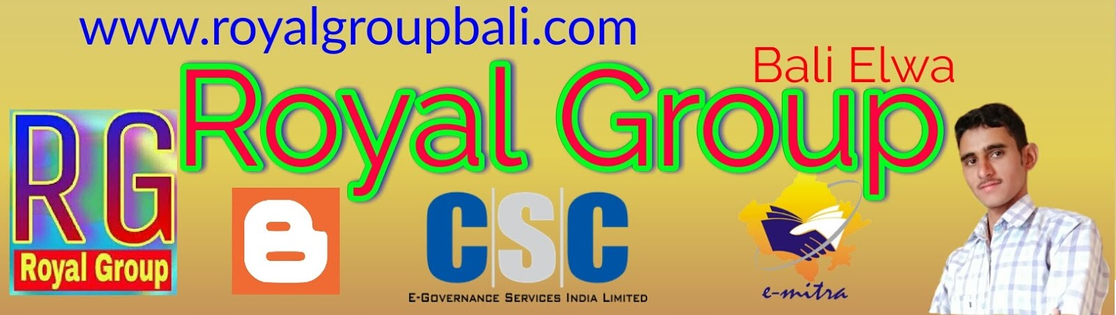 Royal Group - Csc, Emitra, New govt scheme, Rajasthan News, Emitra ki jankari