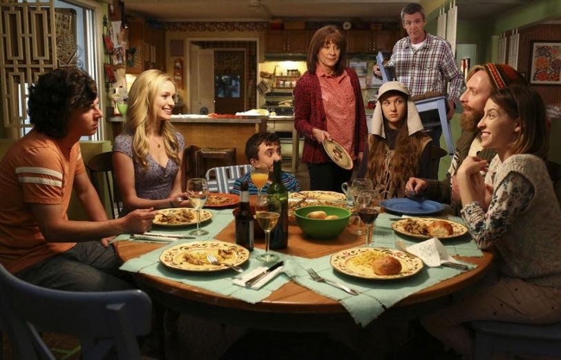El reparto de 'The Middle' en la octava temporada