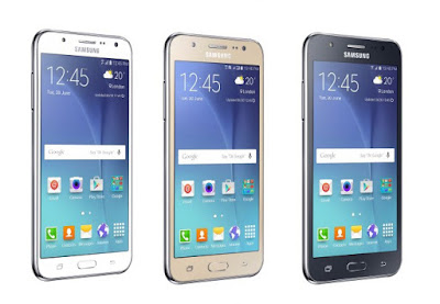 Cara Flash Samsung Galaxy J5 SM-J500G