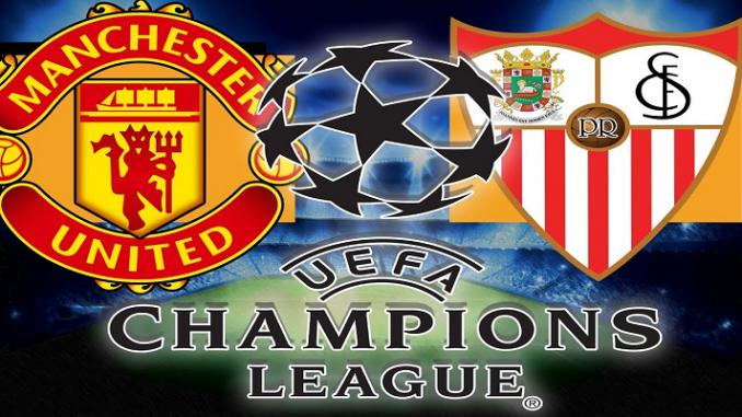 Prediksi Liga Chmapions Manchester United vs Sevilla