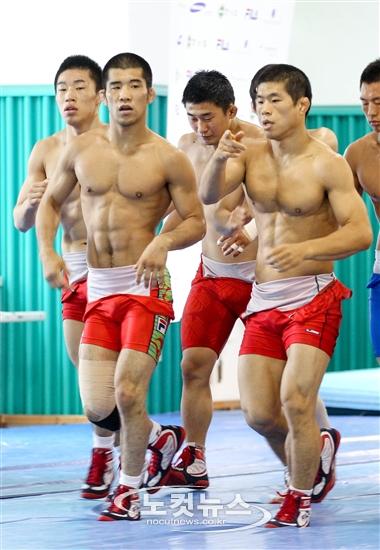 Gay asian wrestling videos