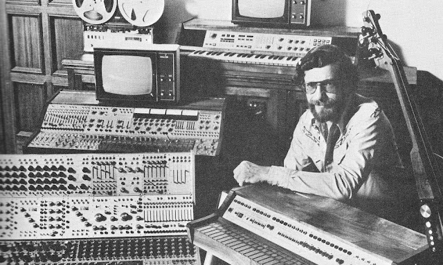 I.M. Don Buchla (17 april 1937 – 14 september 2016)