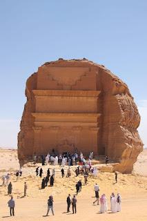 """معلومات عن مدينة العلا التاريخية, محافظة الـ""""مليون سائح"""