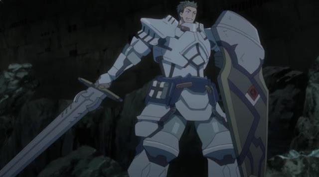 Naotsugu [ Log Horizon ] - Karakter Player Anime Dalam Dunia Game Terkuat