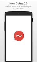 Aplikasi Catfiz Menjadi Pesaing BBM Dan Whatsapp