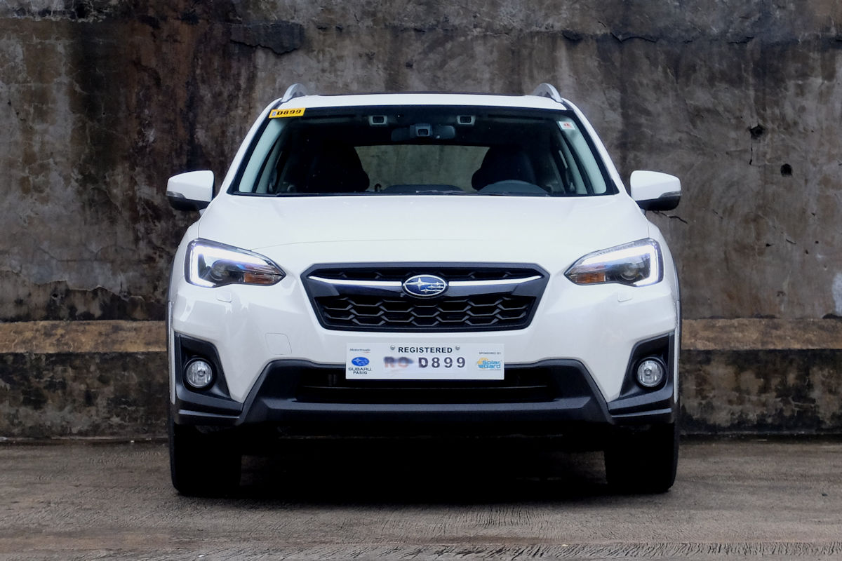Review Subaru Eyesight Driver Assist System Philippine