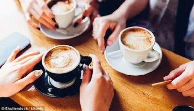 Kopi menjadi salah satu minuman yg paling banyak kita temukan Tiga Cangkir Kopi Sehari Bersihkan Arteri, Tapi Ada Syaratnya