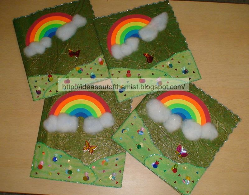 Monsoon Craft Ideas