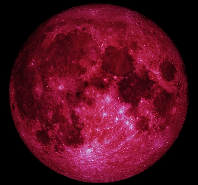 Strawberry' Full Moon Tonight During Summer Solstice 2016