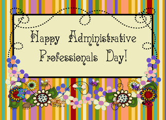 Happy Administrative Professionals Day Greetings : Let's ...