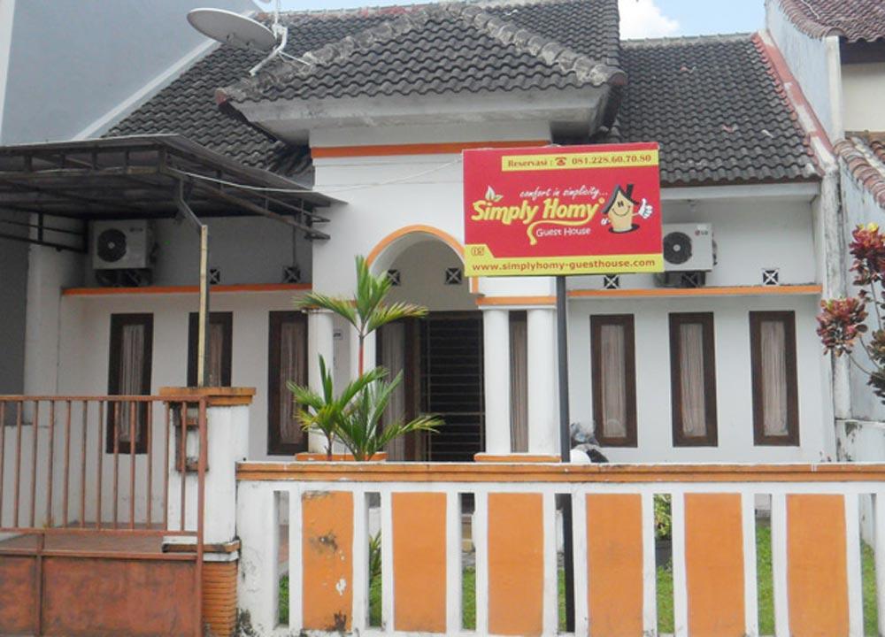 Guest House Jogja Unit Monjali 1 Cocok Bagi Anda Yang Mencari Penginapan Lokasinya Berdekatan Dengan Monumen Kembali Terminal Bus Jombor Dan