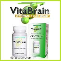 Vitamin Otak Anak dan Dewasa Vitabrain