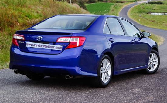 2017 Toyota Camry Xse V6 Sedan Review
