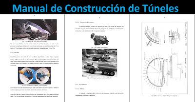 Manual de Construcción de Túneles