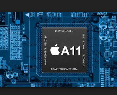 A11 Chipset Benchmarks Leaked Few Hours Before Apple's iPhone X Event