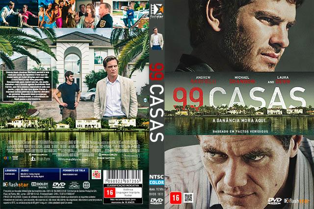 99 Casas (2016) DVD-R Oficial