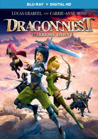 Dragon Nest Warriors Dawn 2014 BluRay Hindi Dual Audio 1080p ESub Watch Online Full Movie Download bolly4u