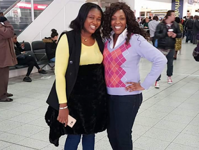 1 - Photos of Apostle Suleman's wife, Lizy and their children in London