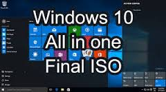 Free Download Windows 10 all in One Final ISO Latest