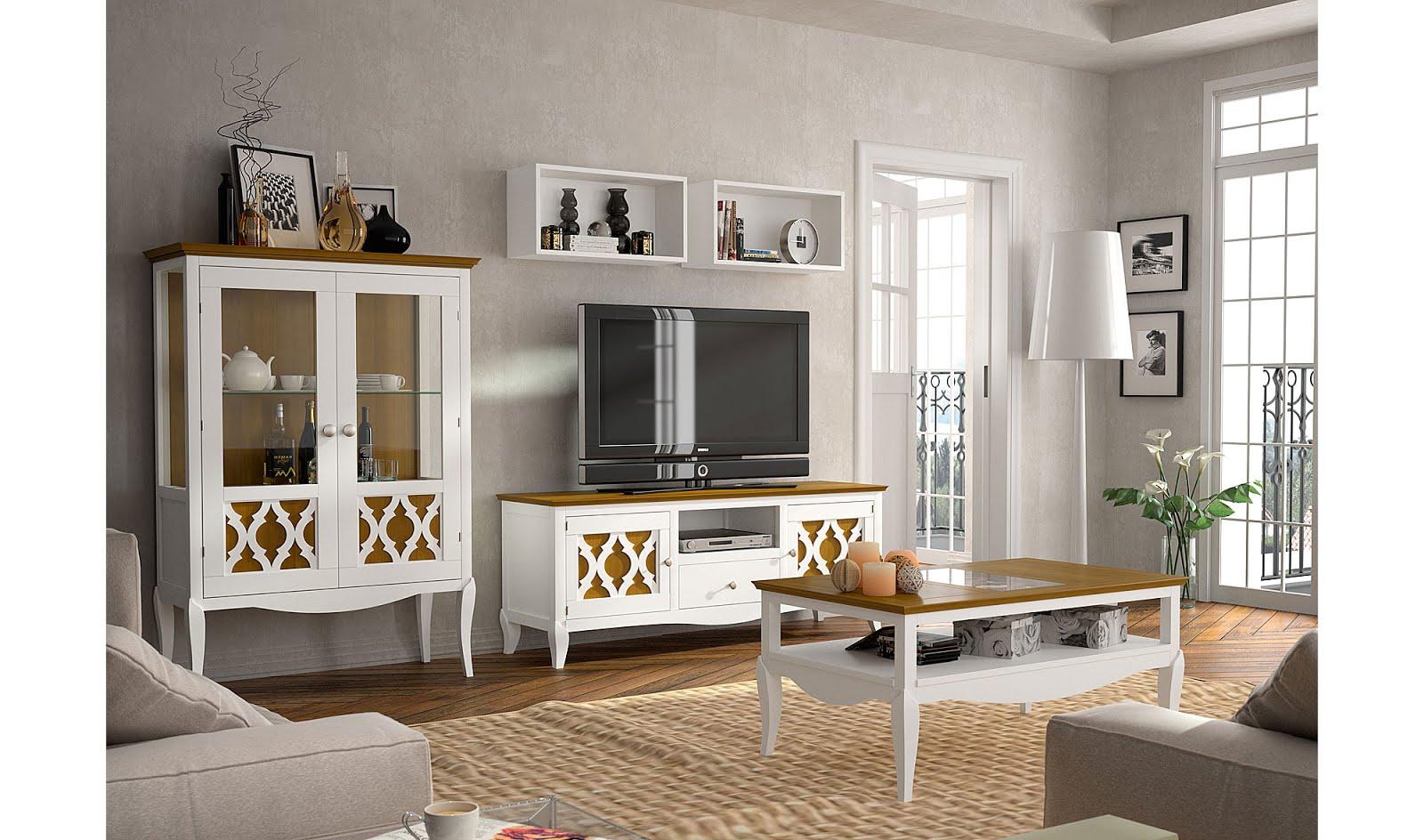 El rincon del mueble patinado negro sobre fondo blanco - Muebles de salon colonial ...