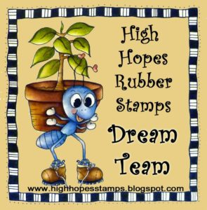 High Hopes Rubber Stamps