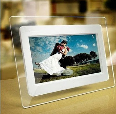 7 Inch LCD Wide Screen Digital Frame Giveaway