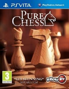 Pure Chess PSVITA Oyun İndir [VPK-MaiDump-NoNpDrm] [Google Drive