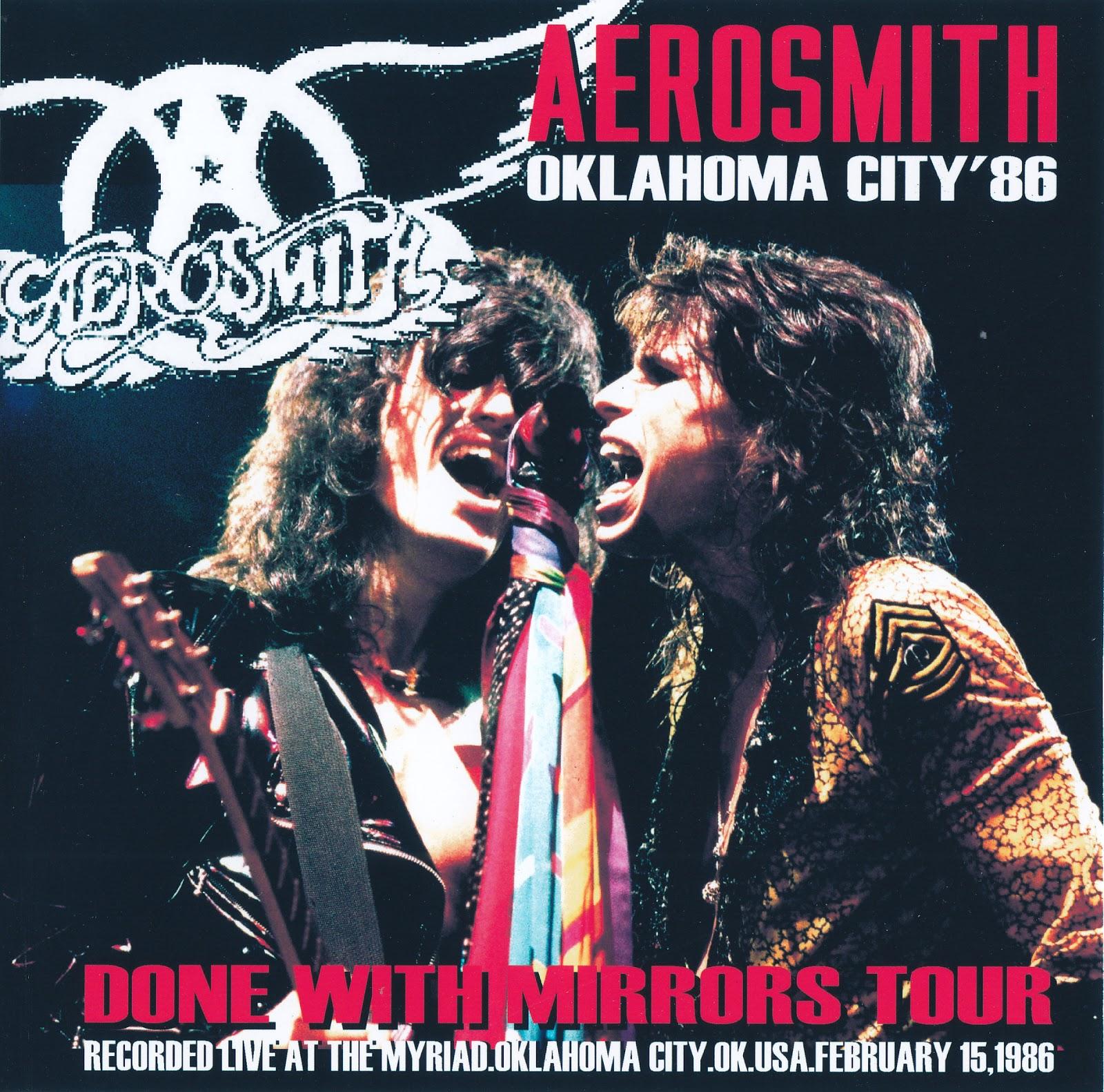Aerosmith Bootlegs Cover Arts 9 1 15 10 1 15