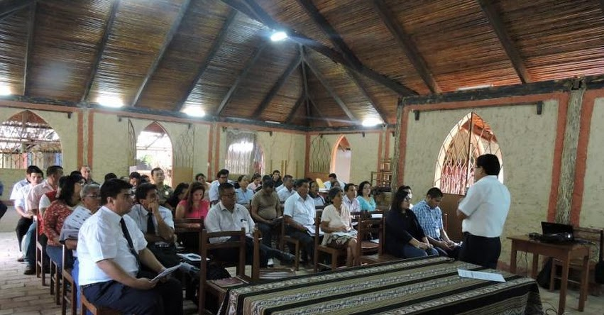 UGEL Moyobamba realiza taller participativo para la elaboración del PMP en educación
