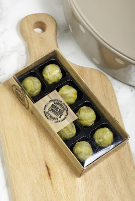 Chocolate Brussel Sprouts