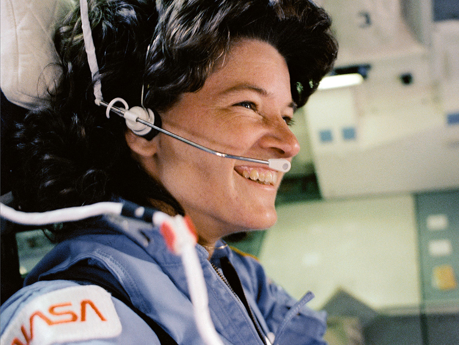 Suburban spaceman: First US Woman in Space: NASA Astronaut ...