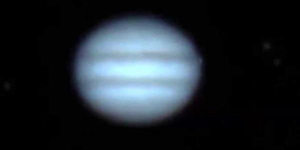 Πρόσκρουση στον Δία καταγράφηκε από ερασιτέχνες αστρονόμους | Βίντεο