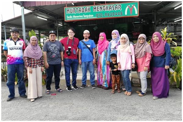 Projek JJCM di Kuantan - Murtabak Mengkasar