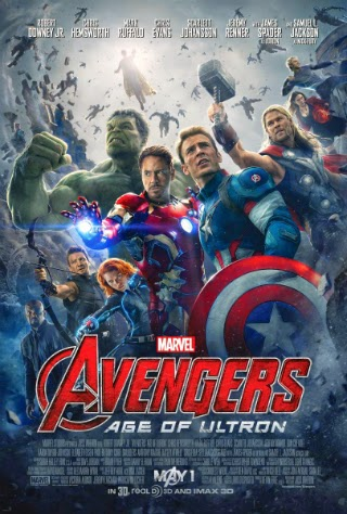 The Avengers: Age of Ultron [2015] [DVDR] [NTSC] [Custom – HD] [Latino]