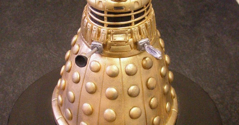Thumbnail for Dalek Cake of the Week