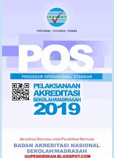POS Pelaksanaan Akreditasi Sekolah/Madrasah Tahun 2019