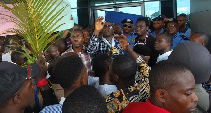 Ijaw youths protest, shut down NCDMB headquarters