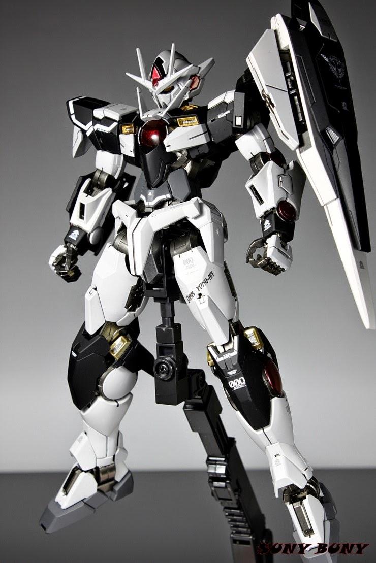 Metal Build Gundam  Quanta