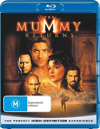 The Mummy Returns 2001 Dual Audio Hindi Bluray Download