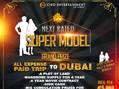 MUST READ! Stand A Chance To Win A Trip To Dubai and lots more