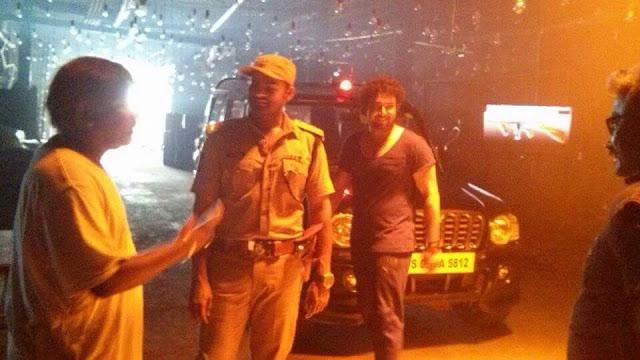 Sai dharam tej in Nakshatram telugu movie