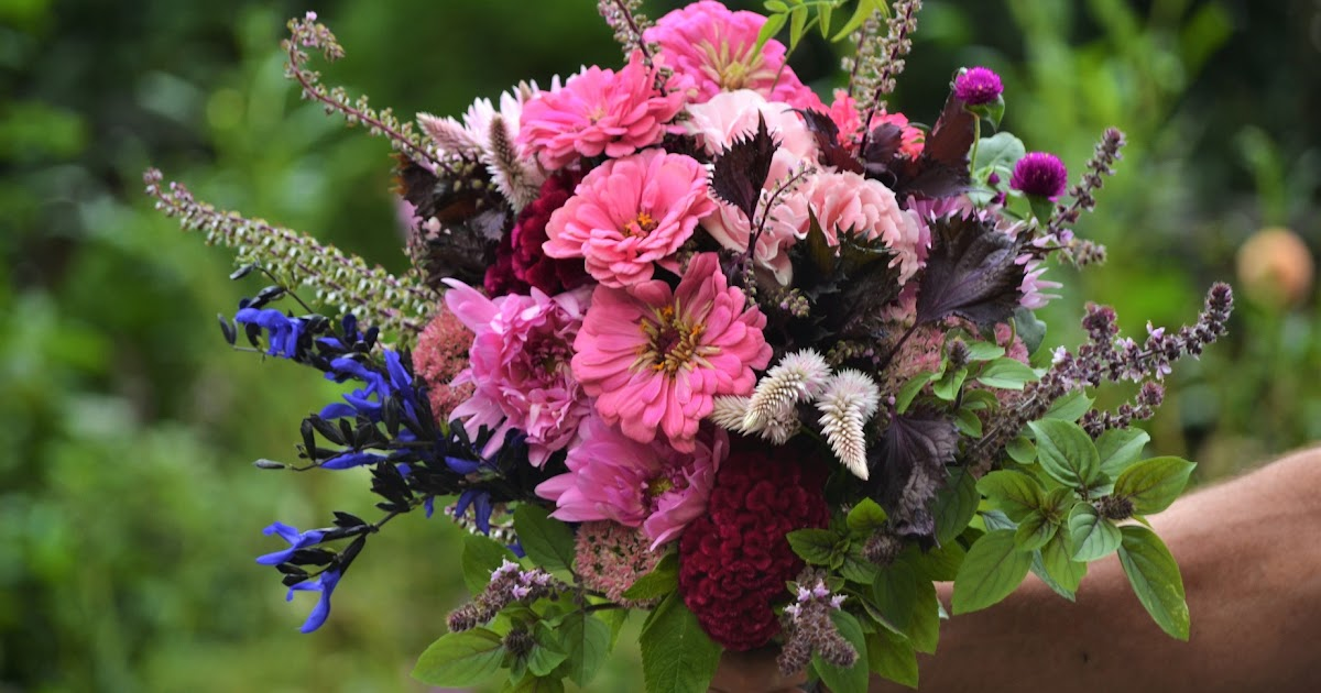 Wedding Flowers From Springwell: Jewel Tone Flowers For