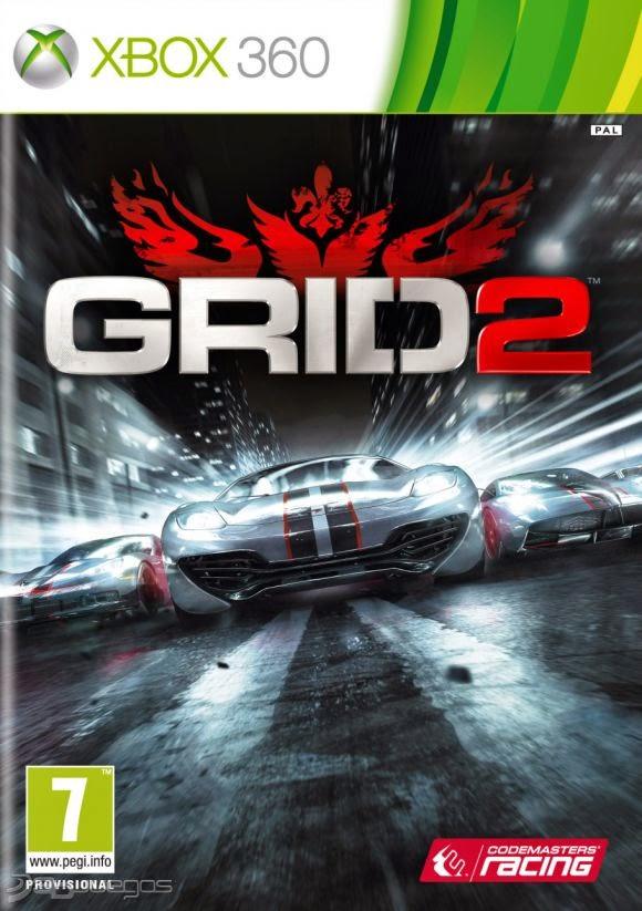 GRID 2 XBOX360 free download full version